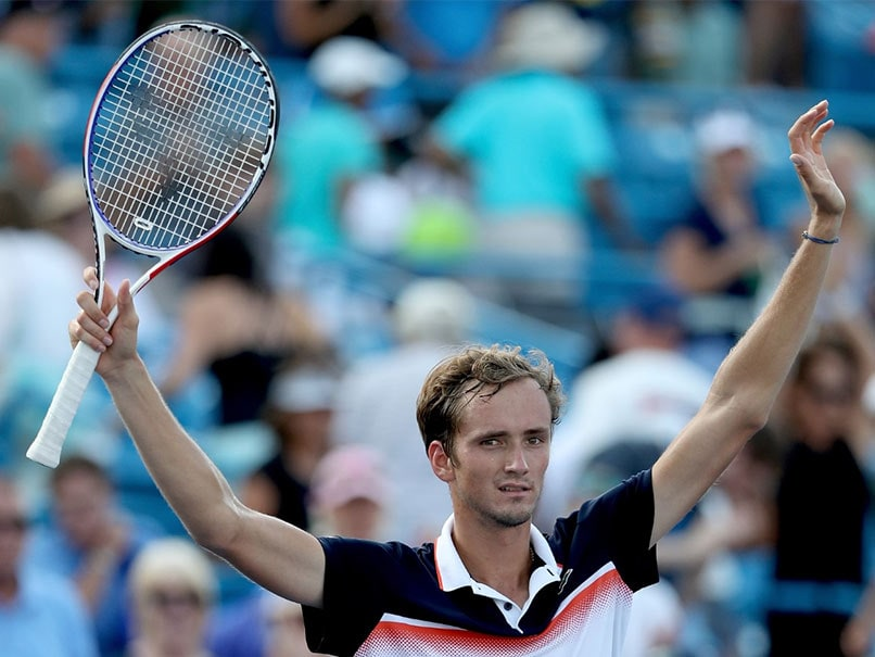 Daniil Medvedev Makes Top Five Debut In ATP Rankings