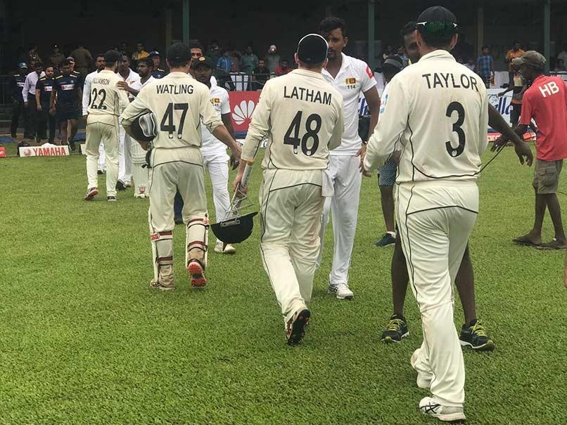 SL vs NZ, 2nd Test: That