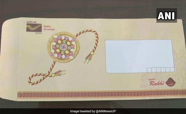 UP Post Office Introduces Designer Waterproof Envelopes For Rakhi Gifting