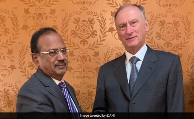 Ajit Doval Visits Russia, Holds Talks With Counterpart Amid J&K Decision