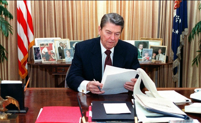 Ronald Reagan calls Africans 'monkeys' in call to Nixon
