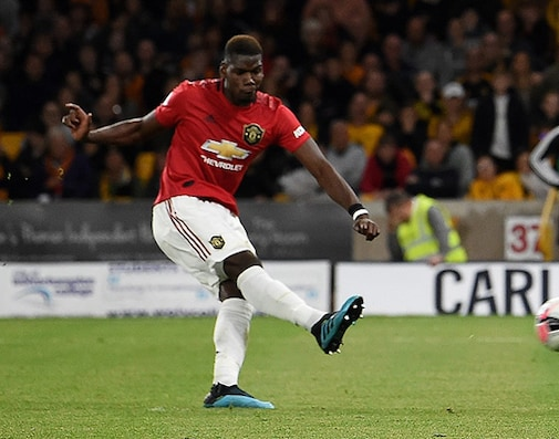 Manchester United 'Disgusted' By Racist Abuse Of Paul Pogba