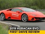 Video : 2019 Lamborghini Huracan Evo Review