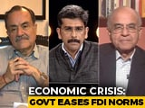 Video : Centre Announces Big Ticket FDI Reforms: Will This Reverse The Slowdown?
