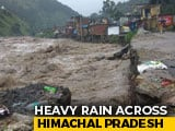 Video : Heavy Rain Triggers Landslides In Himachal Pradesh, Several Roads Blocked