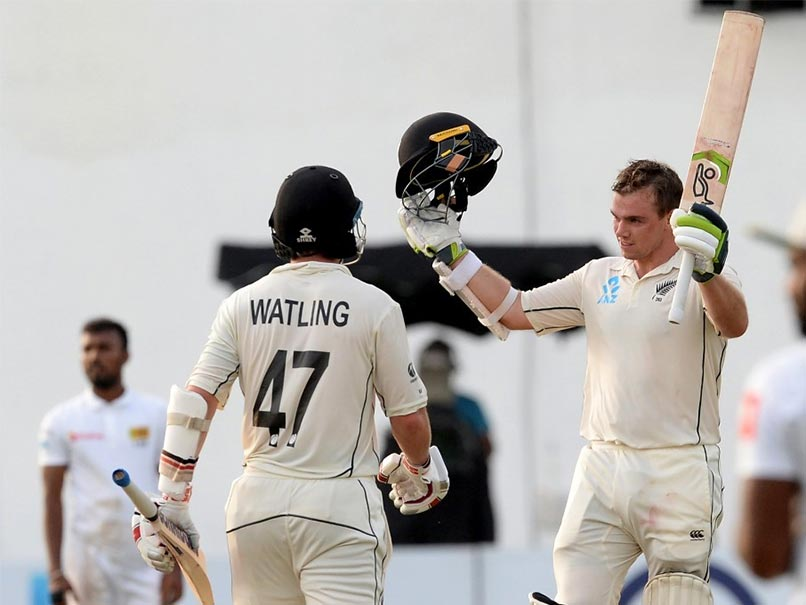 2nd Test, Day 3: Tom Latham Ton Drives New Zealand