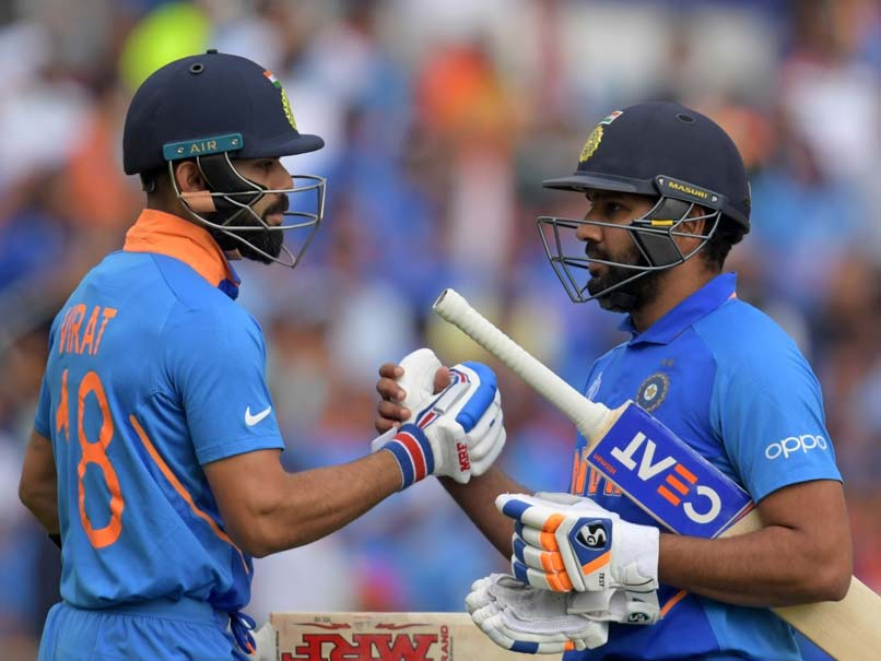 First Pair To Score 1,000 Runs Against West Indies Is Virat Kohli And Rohit Sharma