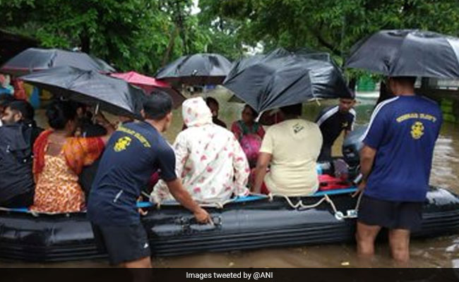 9 Dead, 43,000 Evacuated In Flood-hit Karnataka