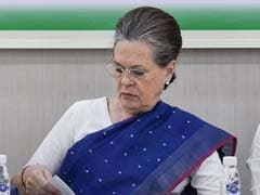 Sonia Gandhi Writes To Congress Chief Ministers Over Maternity Benefits