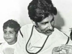 37 Years After Amitabh Bachchan's <i>Coolie</i> Accident, Son Abhishek Writes 'True Legends Are Born Twice'