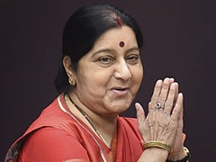 """""""Was Waiting To See This Day In My Lifetime"""": Sushma Swaraj's Last Tweet"""