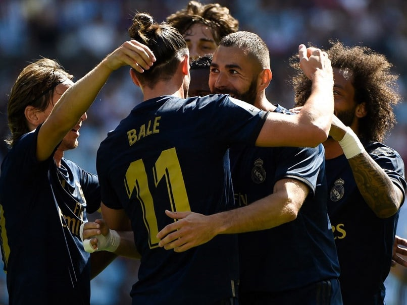 La Liga: Real Madrid Get Back To Winning Ways At Celta Vigo