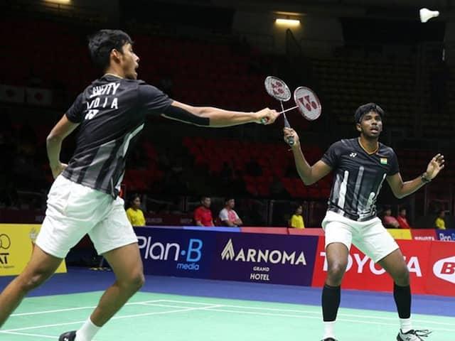 Thailand Open: Satwiksairaj Rankireddy, Chirag Shetty Enter Mens Doubles Final