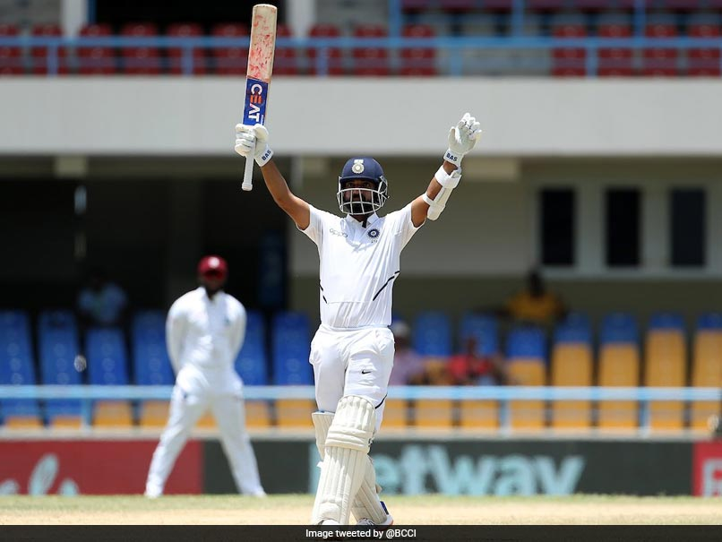 Ajinkya Rahane says It feels good to score a century