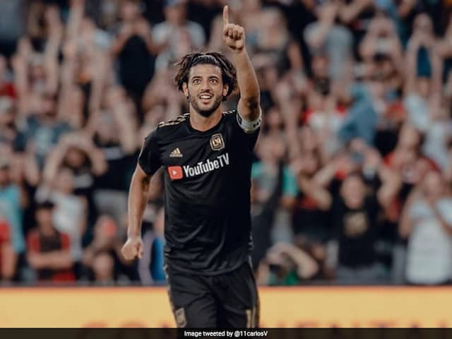 "Carlos Vela, Former Arsenal Star, Scores ""Unreal"" Solo Goal In MLS For Los Angeles FC. Watch Video"