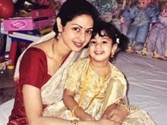 'Mumma, I Love You': On Sridevi's Birth Anniversary, Janhvi Kapoor's Touching Post