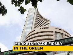 Video: Sensex Jumps Over 350 Points, Nifty Tops 10,900 Mark