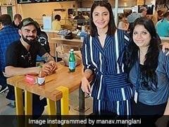Virat Kohli, Anushka Sharma Spotted In Miami Ahead Of The West Indies Series