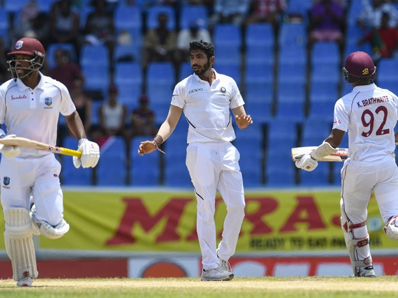 West Indies vs India 1st Test Day 4 Highlights: Jasprit Bumrah Scripts India's Massive Victory Over Windies In Antigua