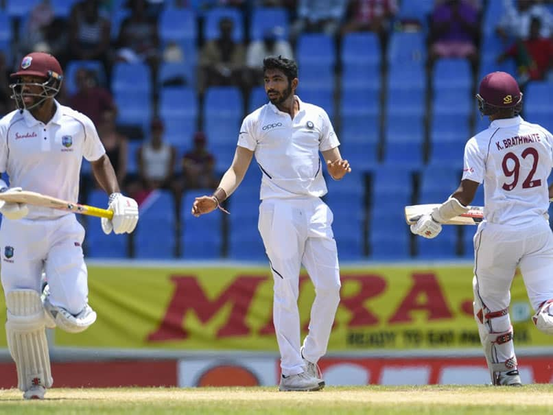 West Indies vs India 1st Test Day 4 Highlights: Jasprit Bumrah Scripts Indias Massive Victory Over Windies In Antigua