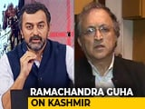 Video : What Happened In Kashmir Can Happen In Your State Too: Ramachandra Guha