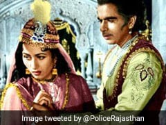 Why Rajasthan Police's <i>Mughal-E-Azam</i> Post Is Making Waves On The Internet