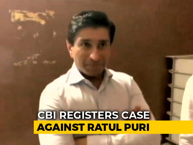 Video : Ratul Puri, Former Moser Baer Execs Named By CBI In Bank Fraud Case