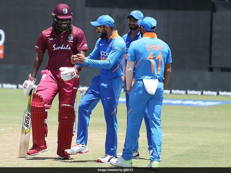 Watch: Virat Kohli Puts On His Dancing Shoes As Rain Plays Spoilsport In West Indies vs India 1st ODI