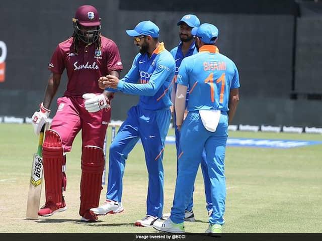Watch: Virat Kohli Puts On His Dancing Shoes As Rain Plays Spoilsport In West Indies vs India 1st ODI