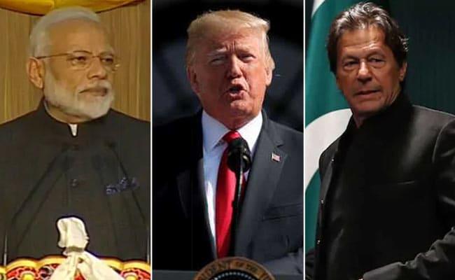 কাশ্মীর নিয়ে আবারও মধ্যস্থতার কথা মার্কিন প্রেসিডেন্ট Donald Trump-র