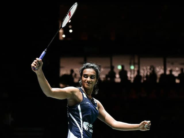 """PV Sindhu Hoping To """"Change The Colour"""" Of World Championships Medal"""