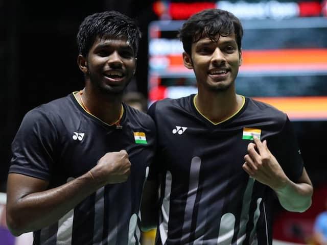 Satwiksairaj Rankireddy-Chirag Shetty Wins Mens Doubles Thailand Open 2019