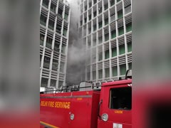 Fire Near Emergency Ward At AIIMS In Delhi, 34 Fire Engines At Spot