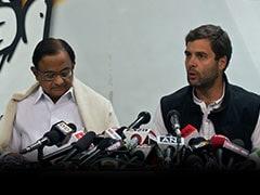 'INX Media Case : குற்றமற்றவர் என்பதை சிதம்பரம் நிரூபிப்பார்' - ராகுல் காந்தி நம்பிக்கை!!