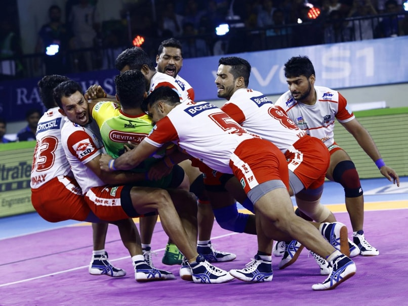 PKL 7: Haryana Steelers Beat Patna Pirates; UP Yoddha, Tamil Thalaivas Play Out A Tie
