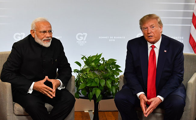 Trump May Share Stage With PM At 'Howdy Modi' Event In Texas: Sources