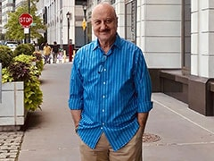 Indian Cab Driver In New York Didn't Recognise Anupam Kher Initially. What Happened When He Did