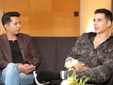 Video : Akshay Kumar, Vidya Balan & Taapsee Pannu On 'Mission Mangal'