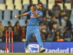 IND vs WI 2nd ODI: भुवनेश्वर कुमार ने रोस्टन चेज का पकड़ा बेहतरीन कैच, देखें VIDEO