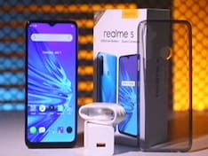 Realme Brings 4 To The 5's!