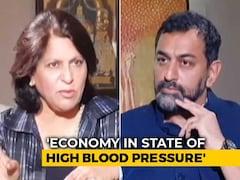 Video: Economy In State Of High Blood Pressure: Shobana Kamineni Of Apollo Group