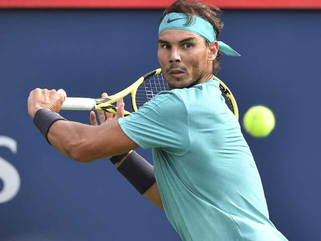 Rafael Nadal Stays At Number Two As Novak Djokovic Rules Rankings