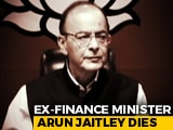 Video : Arun Jaitley, Senior BJP Leader And Former Union Minister, Dies At 66