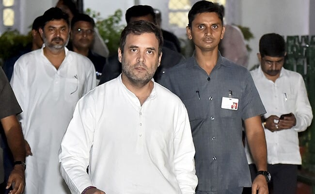 Pak Dossier To UN Rights Body Quotes Rahul Gandhi, Omar Abdullah: Reports