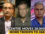 "Video : Political Heat Over ""Leave Kashmir"" Advisory"