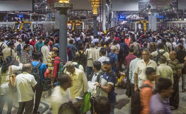 Thousands Stranded As Mumbai Battles 'Typhoon-Like Conditions': 10 Points