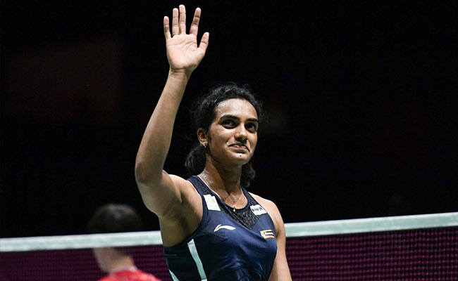 President, PM Modi, Other Leaders Applaud PV Sindhu For Historic Win