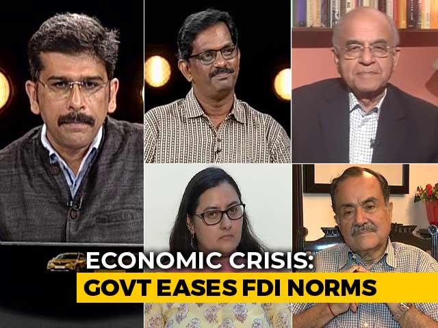 Video : Centre Announces Big Ticket FDI Reforms: Will This Reverse The Slowdown?