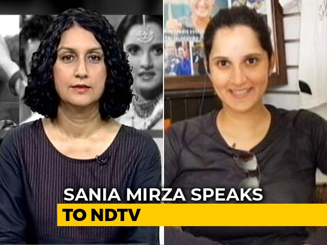 """Planning To Make A Comeback By January"": Sania Mirza To NDTV"