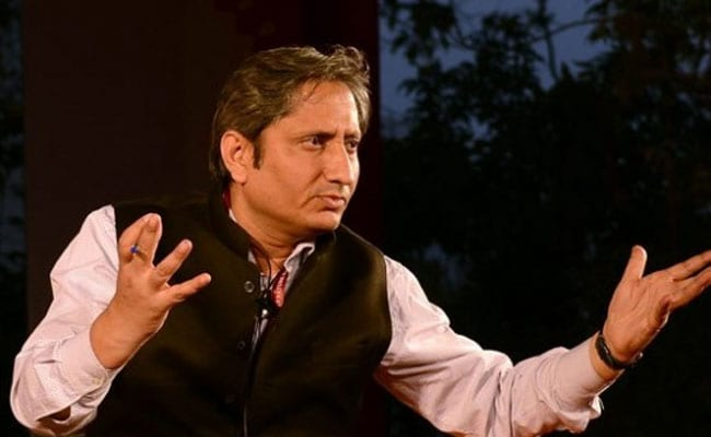 Ravish's Journalism Is Haunting - Including For Those In Power
